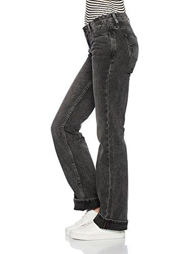 Nero Rise Boot Sandy Tommy Jeans Black Cut Spbl Mid Donna splash qwUq6n8tO
