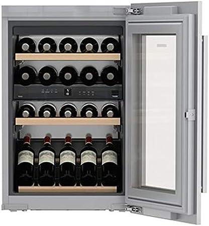 Liebherr EWTgb 1683 - Enfriador de vino (Integrado, Gris, Gris, 4 estanterías, 1 puerta(s), Negro)