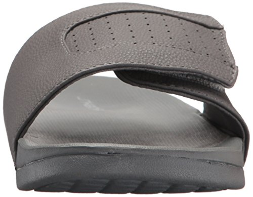 Sandalo Mens Gambix Charcoal Skechers Slide Rosney qRBxfP