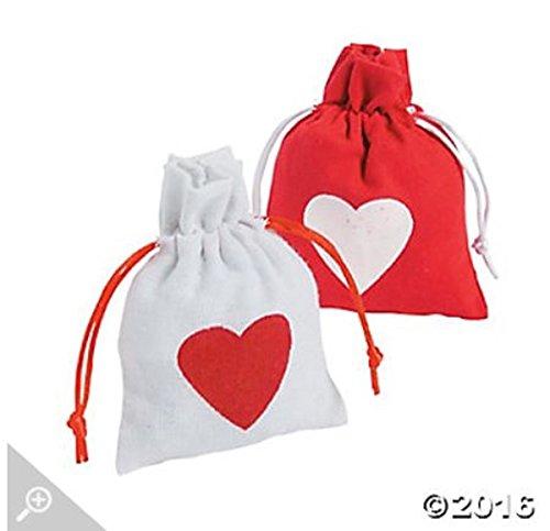 Heart Canvas Bag - 6