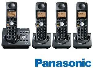 Panasonic KX TG1034PK - Teléfono inalámbrico con identificador de Llamada de Espera y Sistema de contestación: Amazon.es: Electrónica