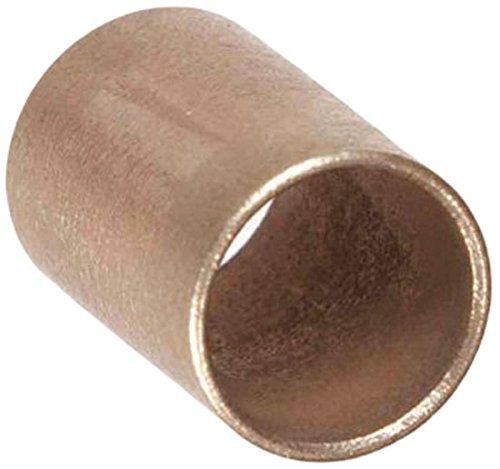 Item # 601274, Oilube Powdered Metal Bronze SAE841 Sleeve Bearings/Bushings - METRIC