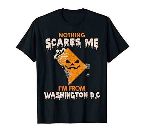 Best Halloween Party Washington Dc (Nothing Scares Me I'm From Washington DC )