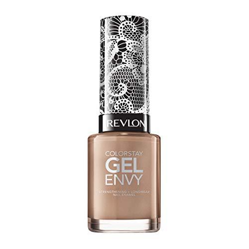 Revlon Color Stay Gel Envy Lingerie Nail Polish, Bare It Girl, 1.6 Ounce