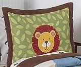 Jungle Time Children & Kids Bedding 4 pc Twin Set by Sweet Jojo Designs