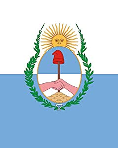 magFlags XXXL Flag Mendoza Province | portrait flag | 6m² | 64sqft - 100% Made in Germany - long lasting outdoor flag