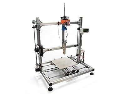 Velleman K8205: Paste Extruder Upgrade for K8200 3D Printer