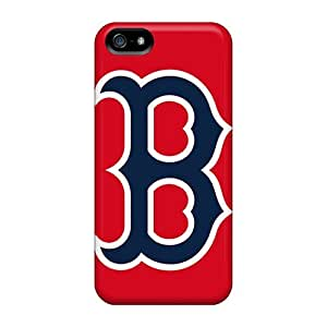 New Style Luoxunmobile333 Hard Cases Covers For Iphone 5/5s- Boston Red Sox