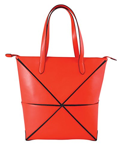 Red Rouge Pour Cross Cabas Femme 6Hpffq