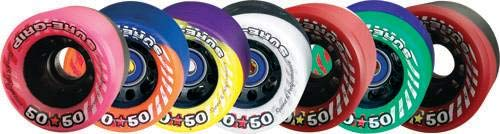 Sure-Grip 50/50 Wheel Purple-Yellow by Sure-Grip