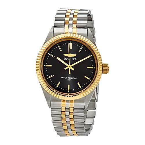 Invicta Specialty Black Dial Men's Watch 29377