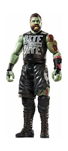WWE Zombies Kevin Owens Figure, Scientific Toys, 2018