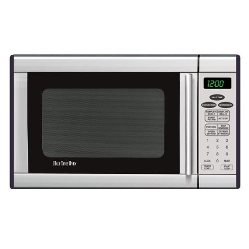 Half Time Microwave / Convection Oven – Stainless Steel