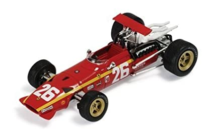 Ferrari 312 F1 (Jacky Ickx Winner French GP 1968) Diecast ...