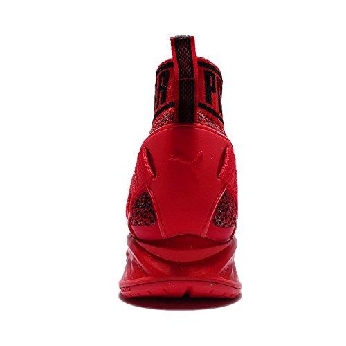 negro Adulto Running Evoknit Unisex de Puma rojo Zapatillas Ignite y SwHAqTxgnv