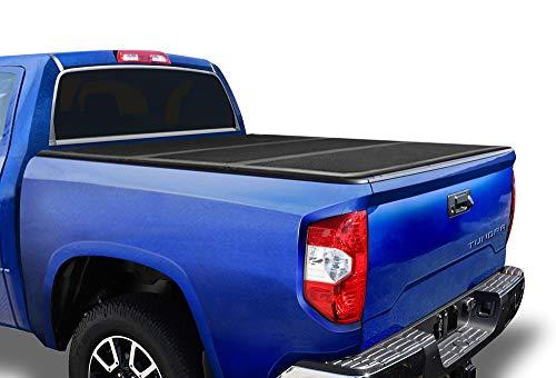 Tyger Auto Black (Hard Top) T5 Alloy Hardtop Truck Tonneau Cover for 2014-2020 Toyota Tundra Fleetside 5.5' Bed TG-BC5T1432