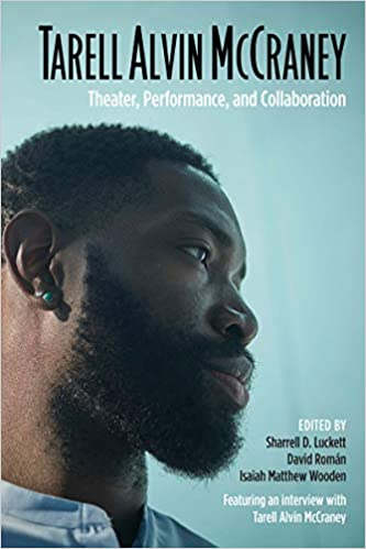 Book cover with image of Tarell Alvin McCraney