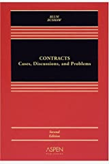 Contracts: Cases Discussion & Problems Hardcover