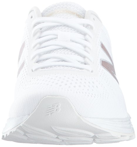 Pictures of New Balance Women's Arishi Running Shoes WARISCW1 White 6