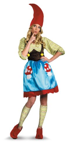 6afb28b100b Amazon.com  Disguise Women s Ms. Gnome Costume  Clothing