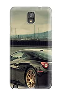 Awesome AnzPAYI6492DUiLr Jeremy Myron Cervantes Defender Tpu Hard Case Cover For Galaxy Note 3- Amazing Black Car S