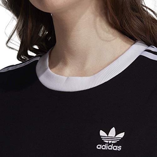 adidas Originals Women's 3 Stripes T-Shirt 3