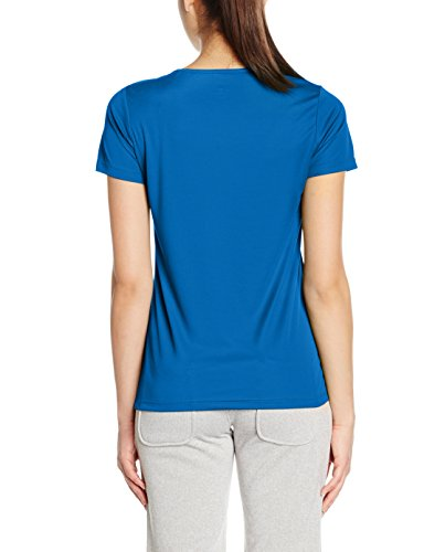 T-shirt Femme Erima Fonctionnel Teamsport new royal