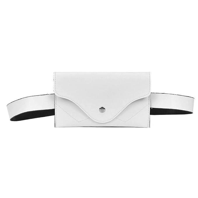 Amazon.com: Balakie - Bolsa de cintura, estilo vintage, para ...