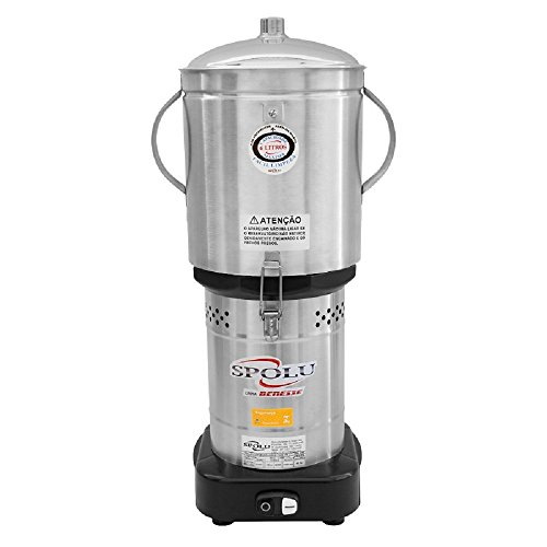 Processador Triturador de alimentos Cutter 6 Litros Spolu SPL-201