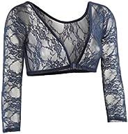 Sleevey Wonders Basic 3/4 Length Lace