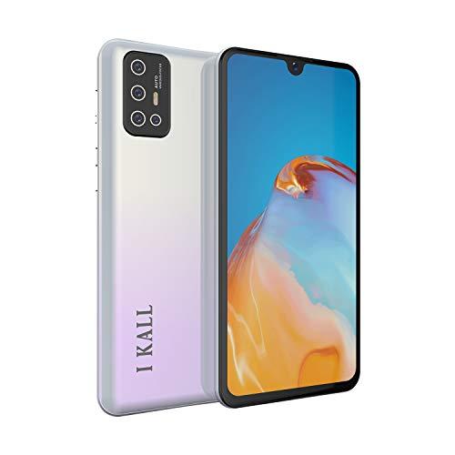 I KALL K380 Smartphone (7.12 Inch, 4GB, 32GB) (Purple)