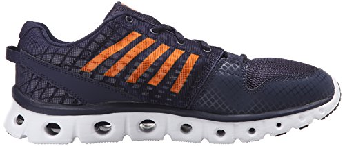 K-SWISS Männer X Lite ST CMF Trainer Navy / Orange Popsicle