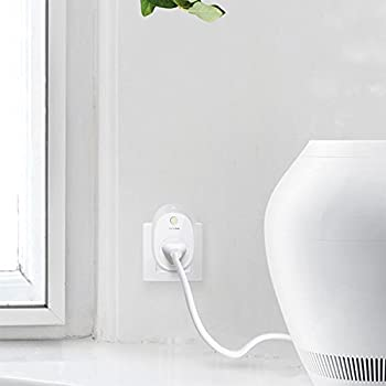 Kasa Smart Wi-fi Plug By Tp-link - Control Your Devices From Anywhere, No Hub Required, Works With Alexa & Google Assistant (Hs100) 5