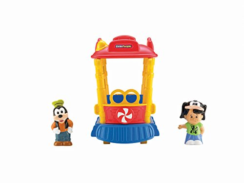 Fisher-Price Little People Disney Jolly Trolley - Buy Online in UAE. | Toy Products in the UAE ...