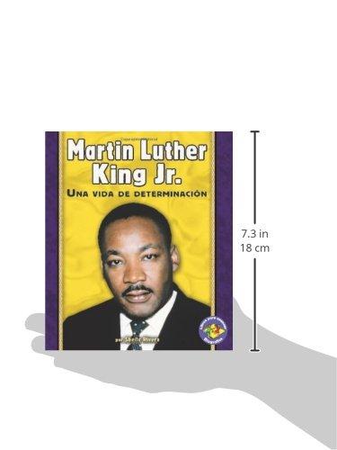 Martin Luther King Jr.: Una Vida de Determinación (Libros Para Avanzar - Biografias/pull Ahead Books - Biographies) (Spanish Edition) by Ediciones Lerner (Image #2)