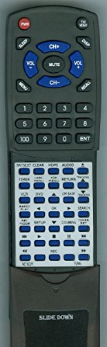 (Replacement Remote Control for FUNAI NC180, NC180UH, ZV427FX4)
