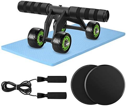 Odoland Abdominal Exercise Equipment Workouts