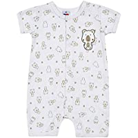 Macacão bebê Branco P, TipTop, Branco, P