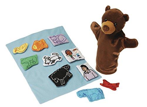 Brown Bear, Brown Bear Puppet & Props Set