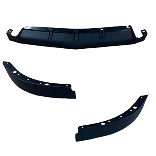C4 Spoiler Lower Front Spoiler Air Dam Kit Fits: 91 through 96 Corvettes