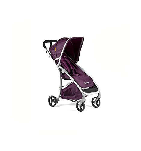 Babyhome Emotion - Silla de paseo, color purpura: Amazon.es: Bebé