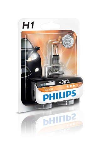 11 opinioni per Philips 871150047516 Lampadine Carlight 12V H1 55W Permium Bl