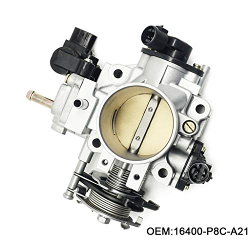 Bernard Bertha OEM Throttle Body w/all sensors For Honda Odyssey Accord Acura TL CL 1997-2003