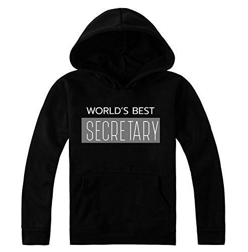 World's Best Secretary Women's Hoodie Pullover