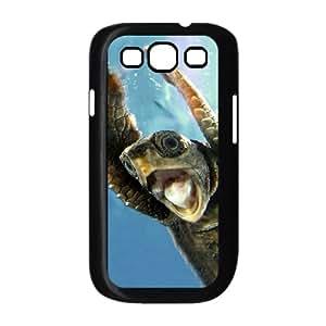Samsung Galaxy S 3 Case, Funny Turtle Case for Samsung Galaxy S 3 black lms317589159