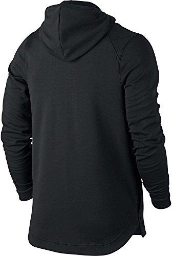 shirt Sweat Homme Capuche Nike Noir Pxfq5Cwn