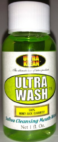 Ultra Klean - 1 oz Mouthwash - Salvia Cleansing Mouth Wash