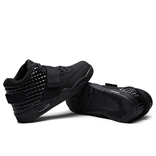 Männer Schuh FZUU Dämpfung Sneaker Schwarz Basketball Herren Sportschuhe Verschleißfeste Atmungsaktiv Hochwertiger HIqd6rq