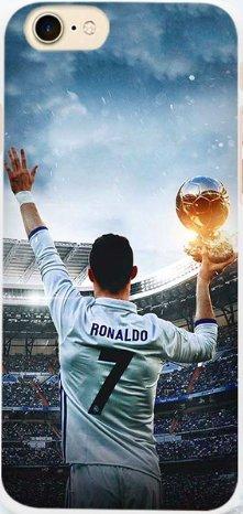 TN CASES STORE - Carcasa iPhone 6 6S Cristiano Ronaldo CR7 ...