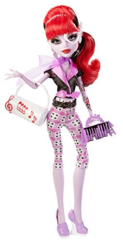 Monster High Monster Scaritage Operetta Doll and Fashion Set -
